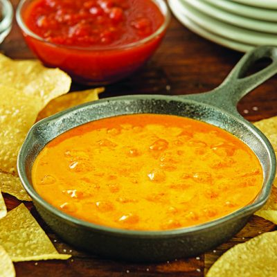 Chili's Appetizers - Skillet Queso