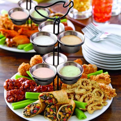 Chili's Appetizers - Ultimate Dipper