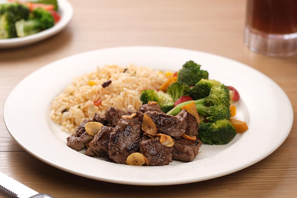 Chili's Beef Salpicao