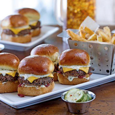 Chili's Big Mouth Burgers - Big Mouth Burger Bites
