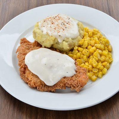 Chili's Chicken - Country-Fried Chicken