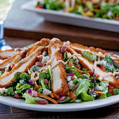 Chili's Salads - Boneless Buffalo Chicken Salad