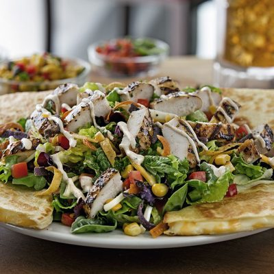 Chili's Salads - Quesadilla Explosion Salad
