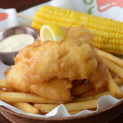 Chili's Seafood - Fish and Chips