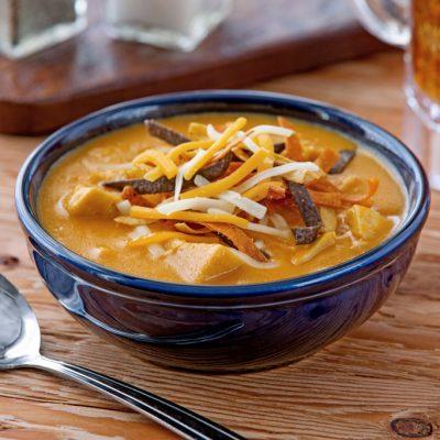 Chili's Soup - Chicken Enchilada