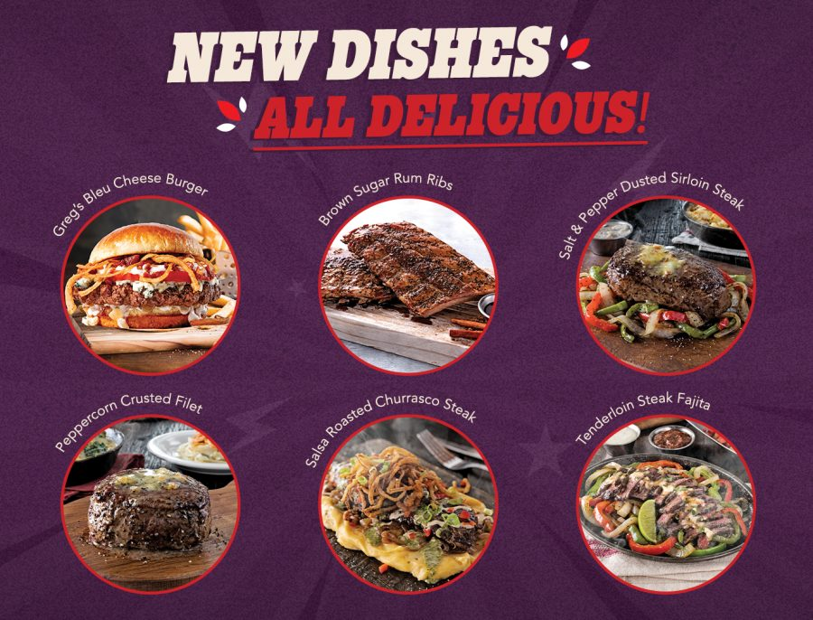 Here's What's New On The Menu