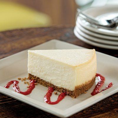 Chili's Cheesecake