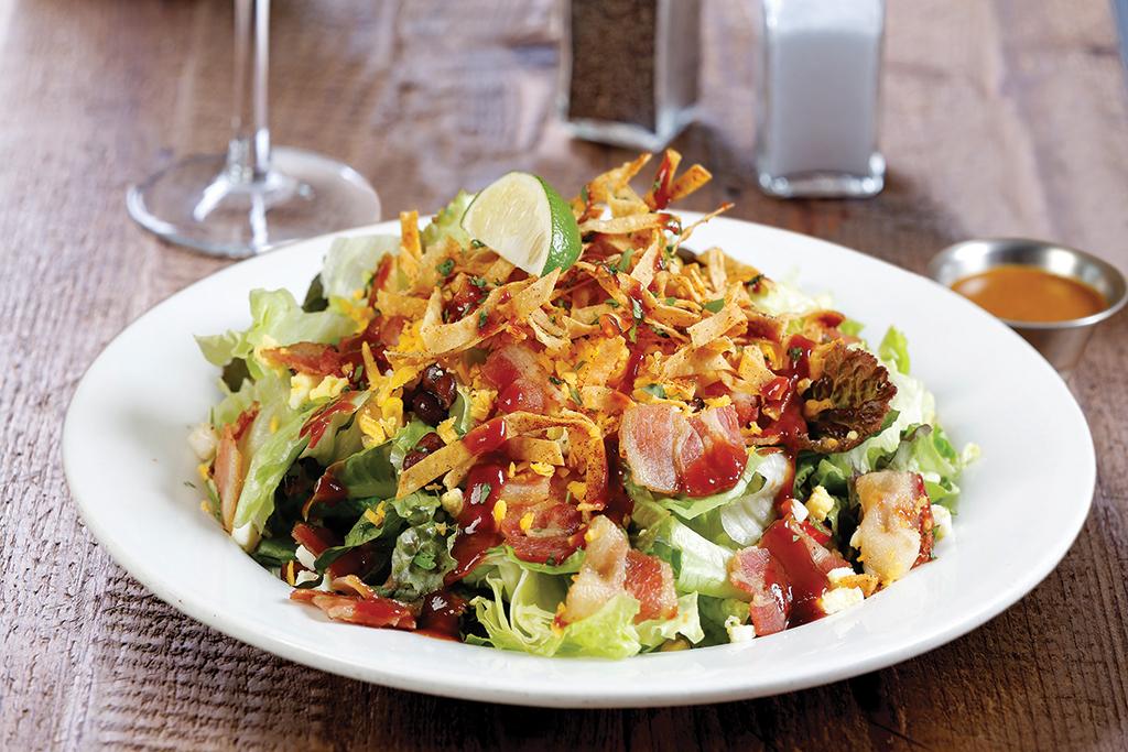 Chili's Crispy Bacon Salad