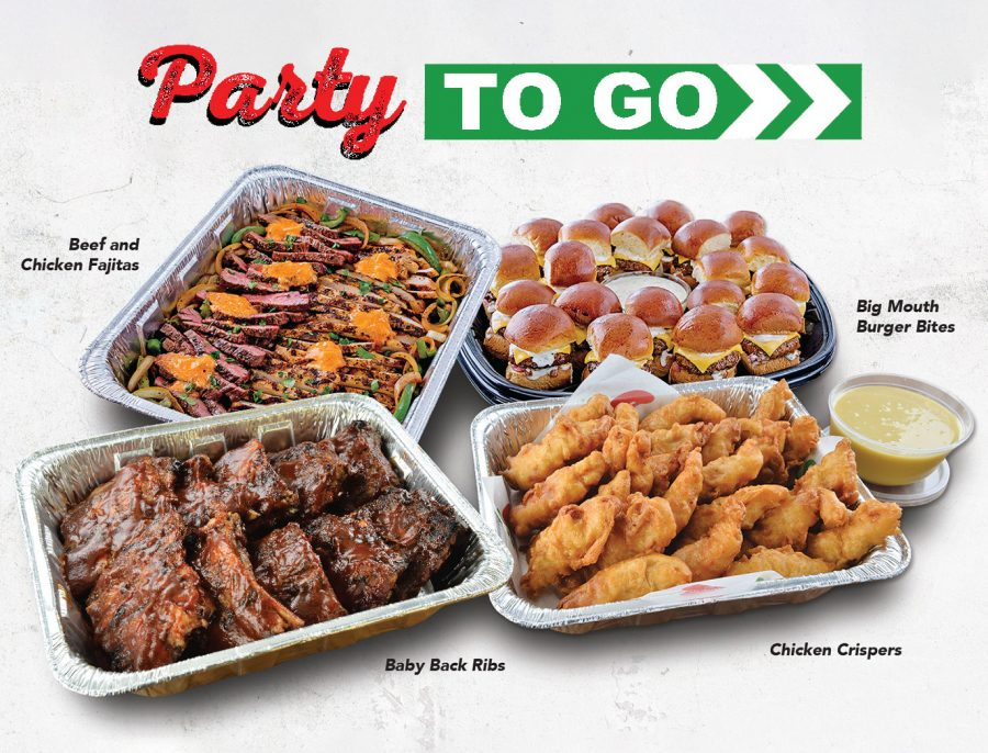Savor The Moment At Home With Platters To-Go