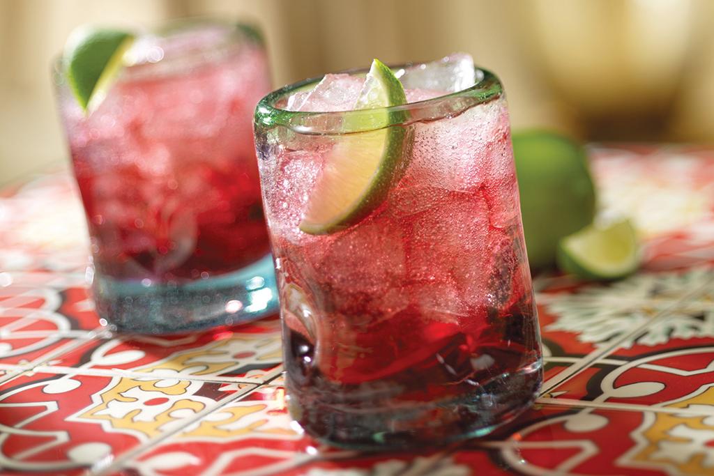 Chili's Patron Pomegranate Margarita