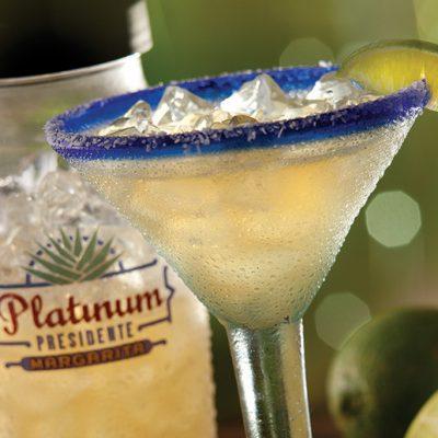 Chili's Platinum Presidente Margarita