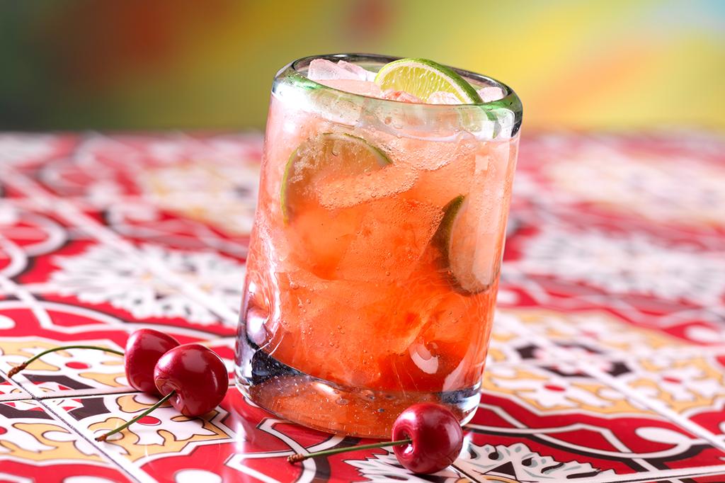 Chili's Cherry Lime Press