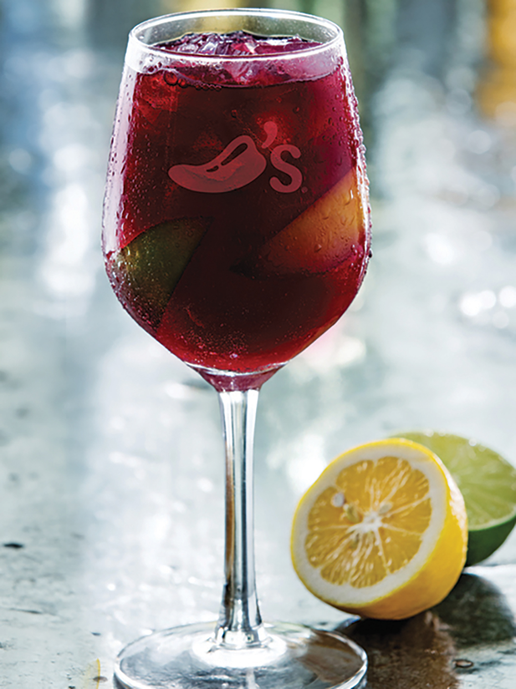 Chili's Tequila Red Sangria