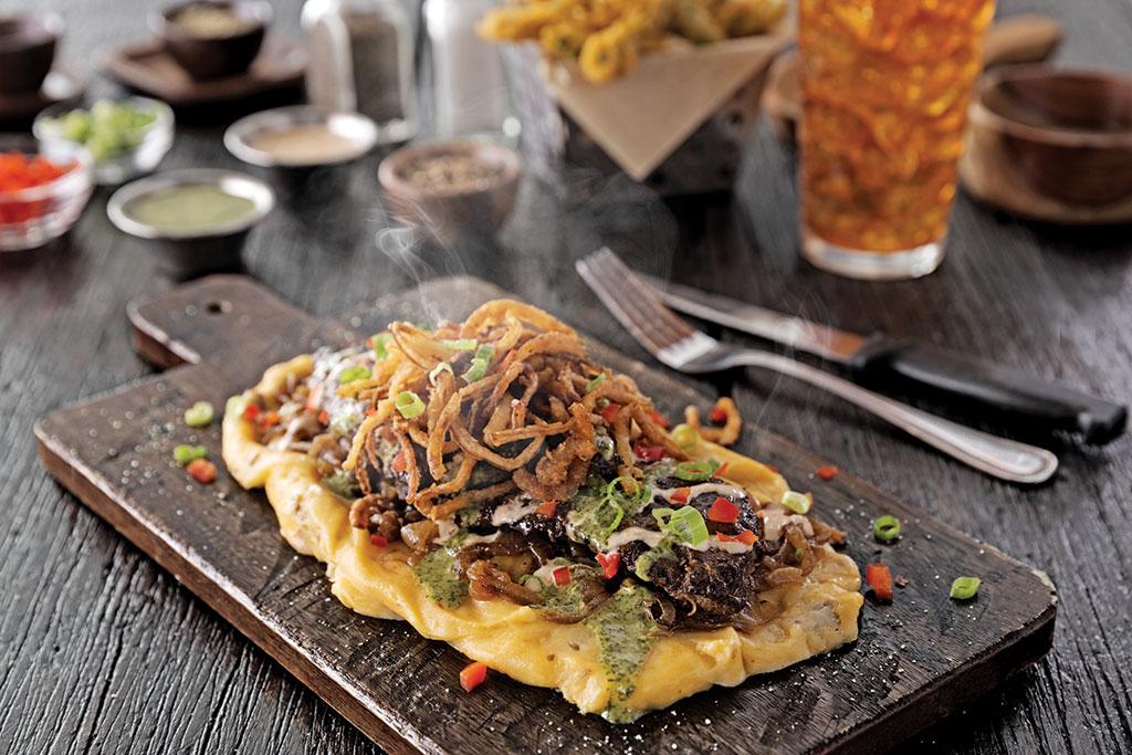 Chili's Salsa Roasted Churrasco Steak