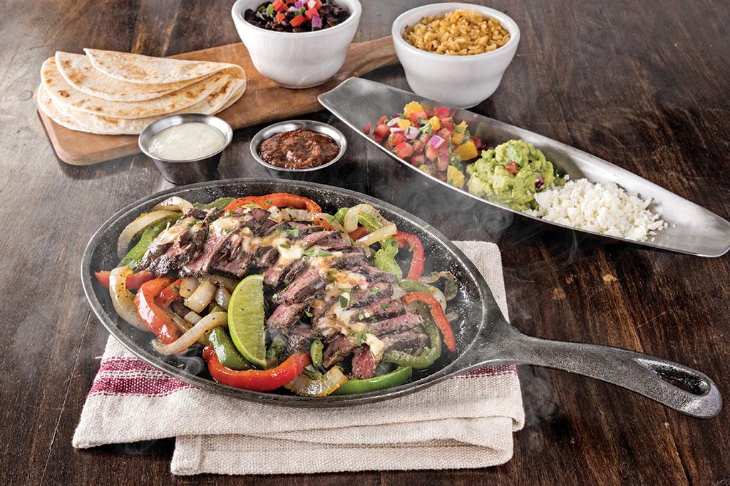 Chili's Tenderloin Steak Fajita