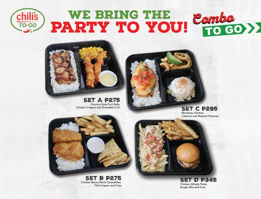 We've Upgraded Our Combo To-Go Sets!